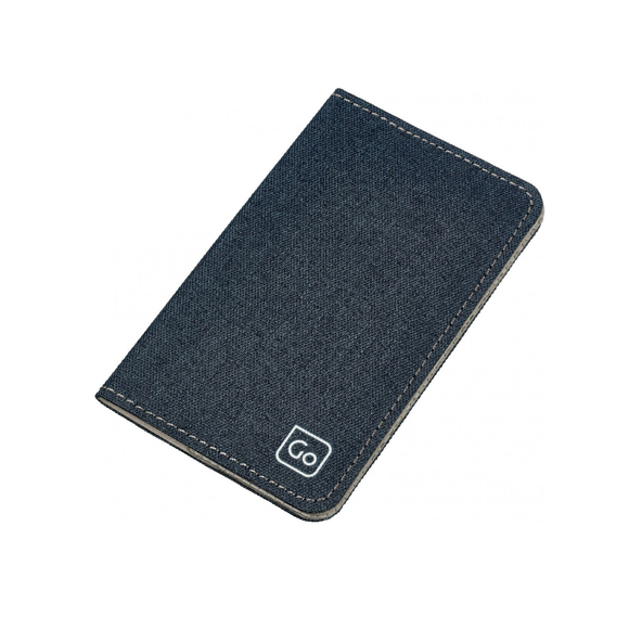 Go Travel The Slip Micro Credit Card Wallet RFID
