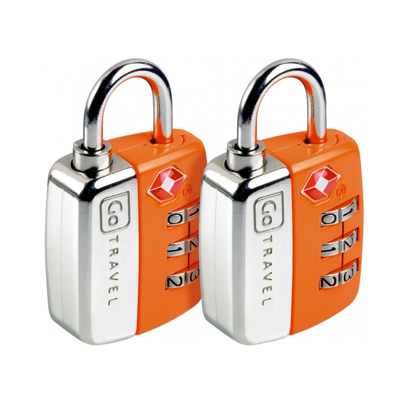 GO TRAVEL SECURE LOCK TWIN TRAVEL SENTRY