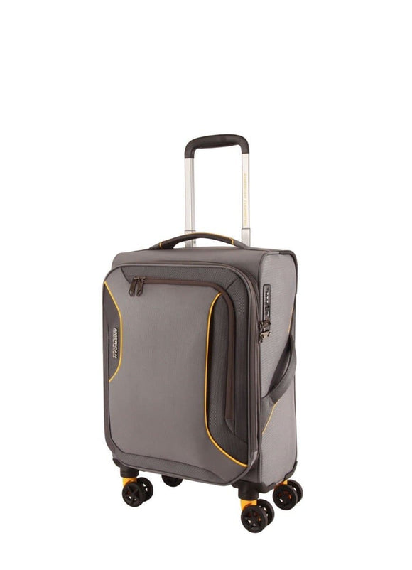 American Tourister Applite 3.0S Lightning Grey 55cm Spinner