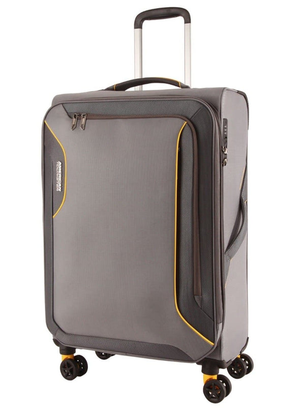 AMERICAN TOURISTER APPLITE 3S 82CM SPINNER LIGHTNING GREY