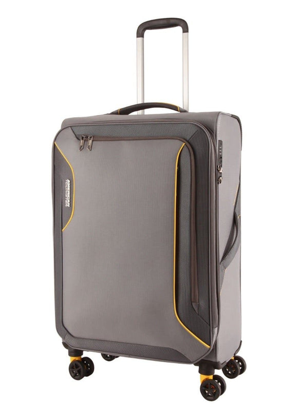 AMERICAN TOURISTER APPLITE 3S 71CM SPINNER LIGHTNING GREY