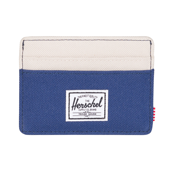 Herschel Charlie Wallet Twilight Blue Pelican