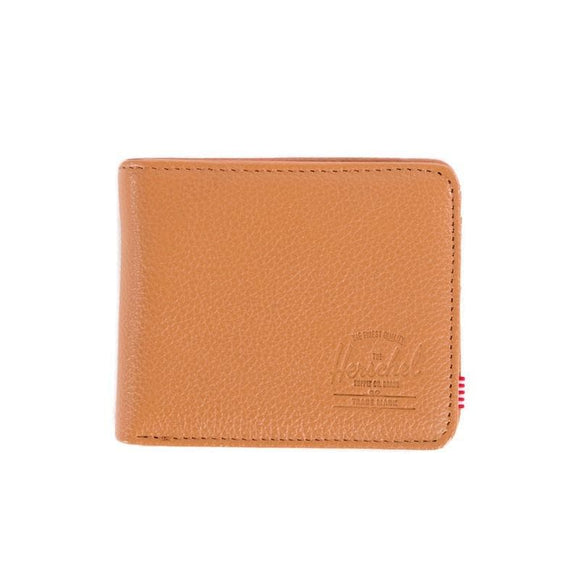 Herschel Hank Leather Coin Wallet Tan