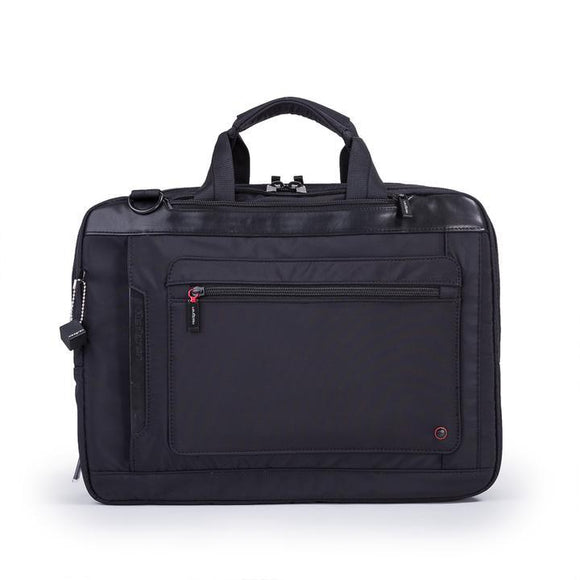 HEDGREN ZEPPELIN REVISED EXPLICIT BUSINESS BRIEFCASE BLACK