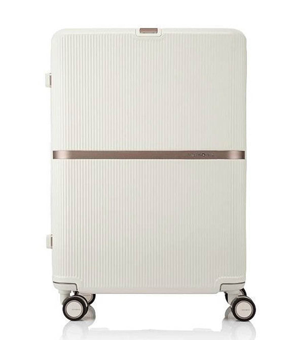 SAMSONITE MINTER 69CM SPINNER IVORY
