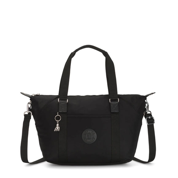 KIPLING PAKA ART TOTE GALAXY BLACK