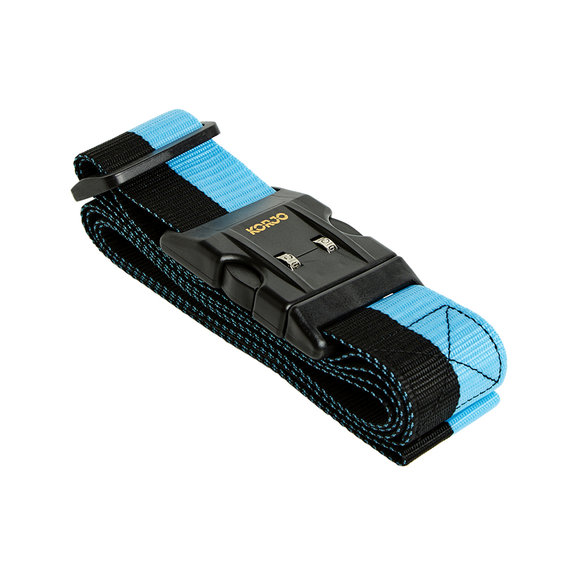 Korjo Combi Lock Luggage Strap