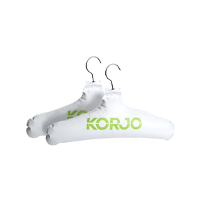 KORJO INFLATABLE COAT HANGER DUO PACK