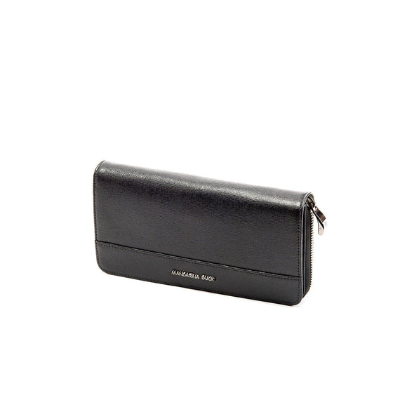 Mandarina Duck Heritage Large Zip Purse Black