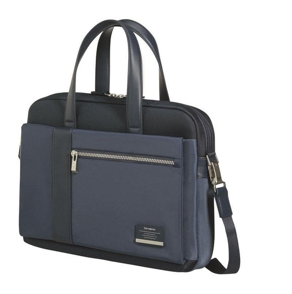 SAMSONITE OPENROAD CHIC SLIM BAILHANDLE 15.6 INCH MIDNIGHT BLUE