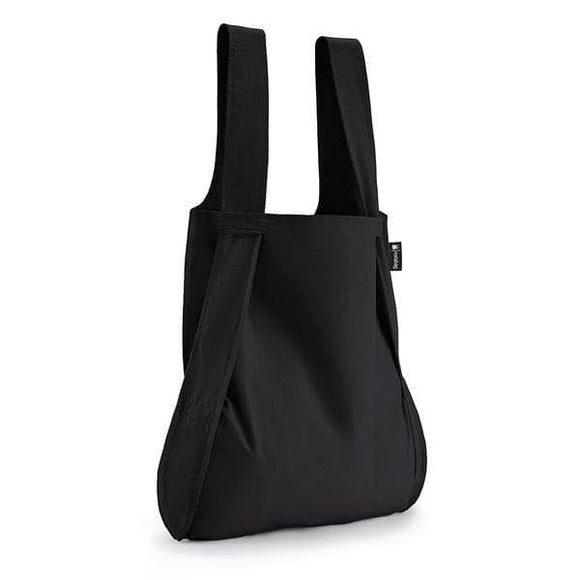 NOTABAG BAG & BACKPACK BLACK