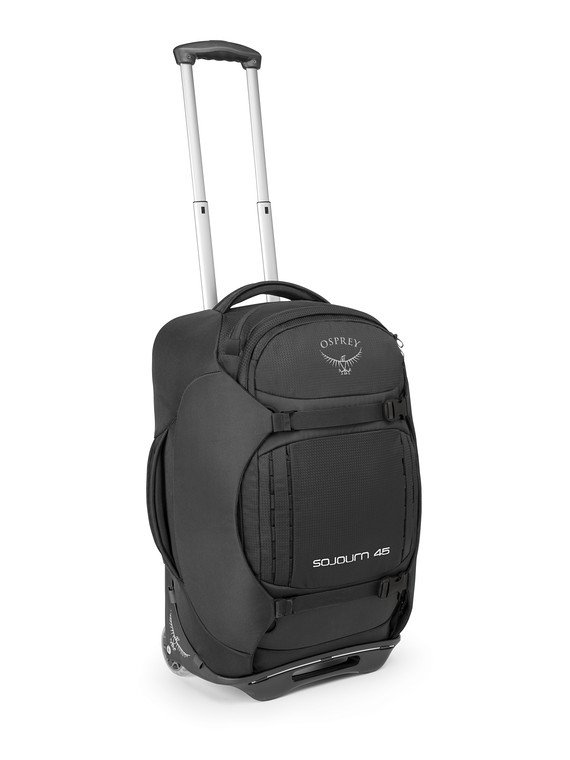 OSPREY SOJOURN 45L 22INCH FLASH BLACK