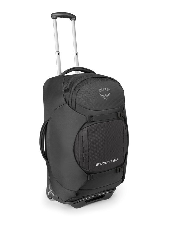 OSPREY SOJOURN 60L 25INCH FLASH BLACK