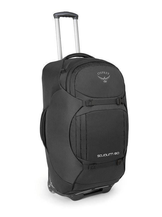 OSPREY SOJOURN 80L 28INCH FLASH BLACK