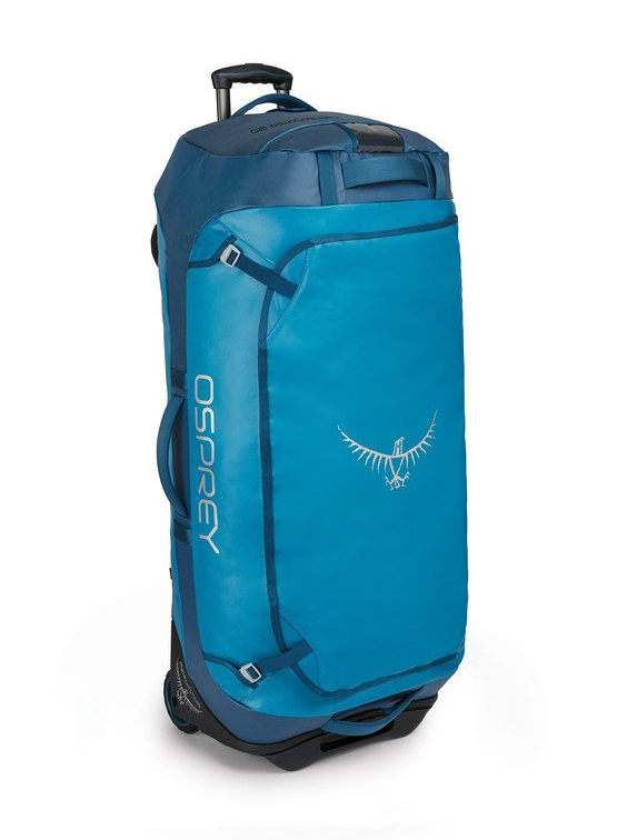 OSPREY ROLLING TRANSPORTER 120 KINGFISHER BLUE