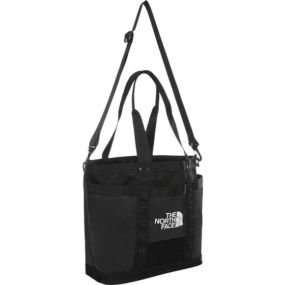 THE NORTH FACE EXPLORE UTILITY TOTE BLACK