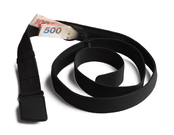 PACSAFE ANTI-THEFT TRAVEL BELT WALLET