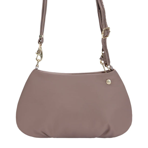 Pacsafe Citysafe CX Small Crossbody Blush Tan