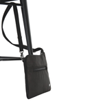 PACSAFE DAYSAFE SLIM CROSSBODY BLACK