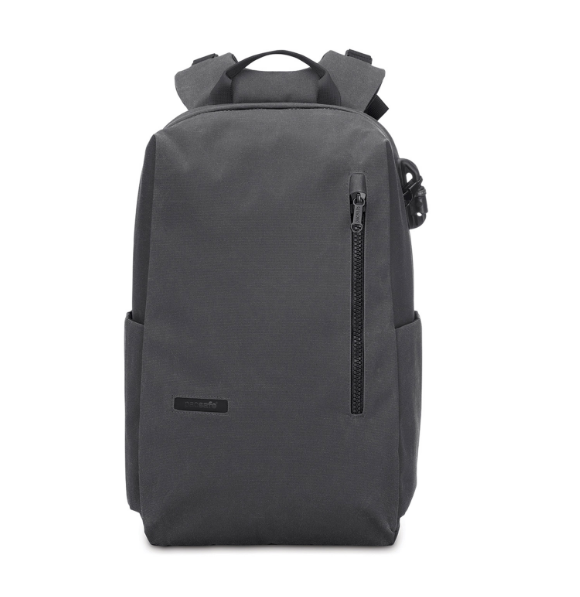 Pacsafe Intasafe 20L Laptop Backpack Charcoal