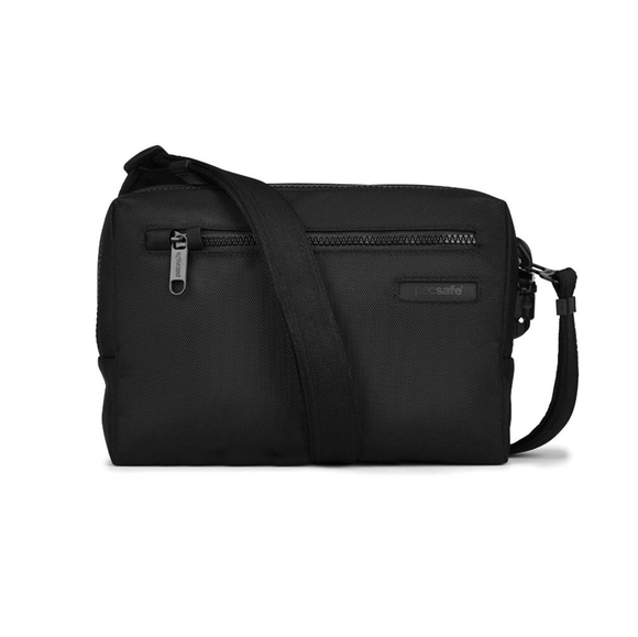 PACSAFE INTASAFE SLING CROSS BODY PACK BLACK