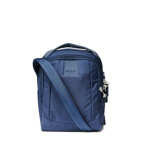 Pacsafe Metrosafe LS100 Cross Body Bag Deep Navy