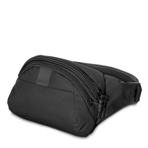 PACSAFE METROSAFE LS120 HIP PACK BLACK