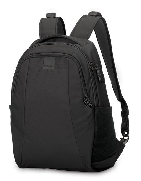 Pacsafe Metrosafe LS350 15L Backpack Black