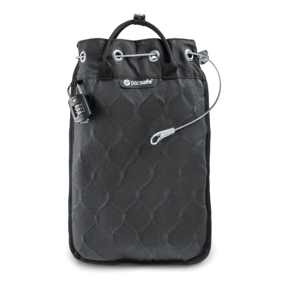 Pacsafe Travelsafe 5L GII Portable Safe Black