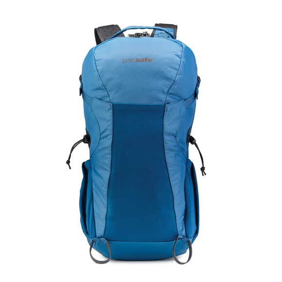Pacsafe Venturesafe X 34L Hiking Backpack Blue Steel
