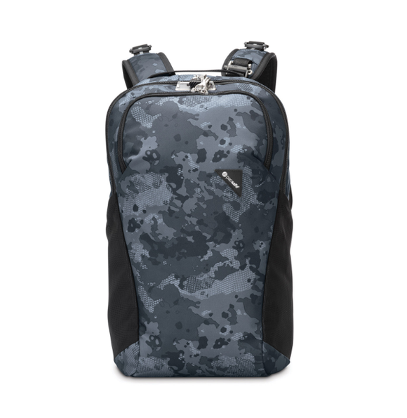 Pacsafe Vibe 20 Backpack Grey Camo