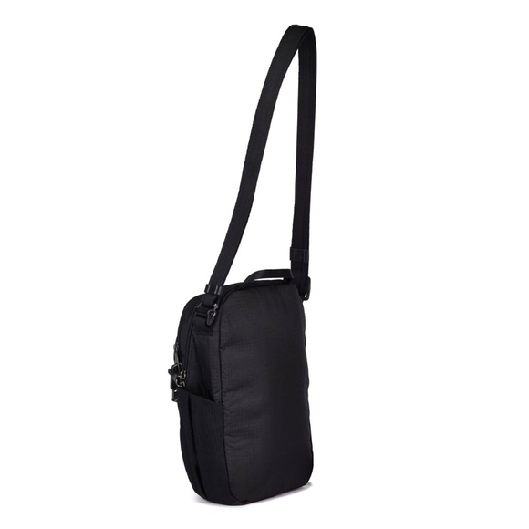 PACSAFE VIBE 200 CROSSBODY BLACK