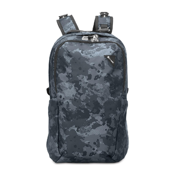 Pacsafe Vibe 25 Backpack Grey Camo