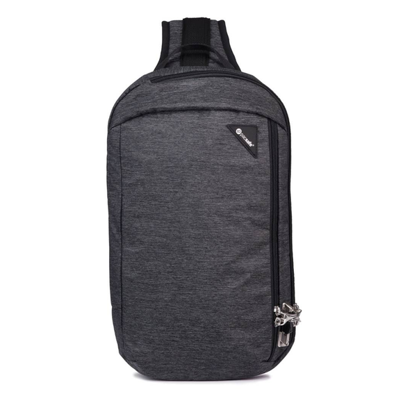 Pacsafe Vibe 325 Cross Body Pack Granite Melange