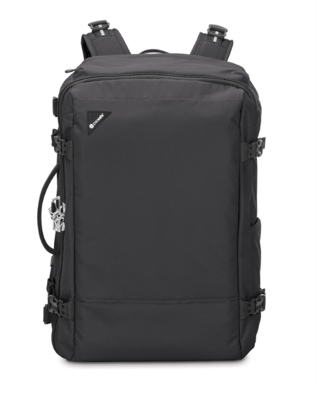 Pacsafe Vibe 40 Carry-On Backpack Black