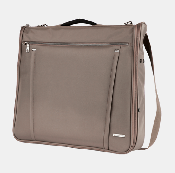 Paklite Bureau Business Garment Suit Bag Taupe