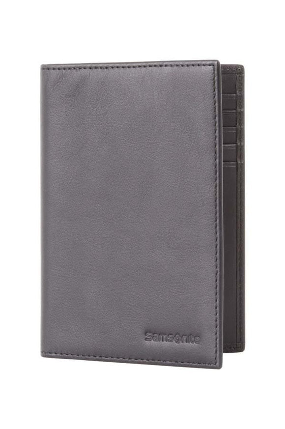 Samsonite RFID Passport Wallet Black