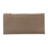 PIERRE CARDIN LEATHER LADIES BIFOLD WALLET BLUSH