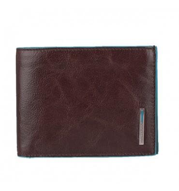 Piquadro Wallet PU1241B2 Brown