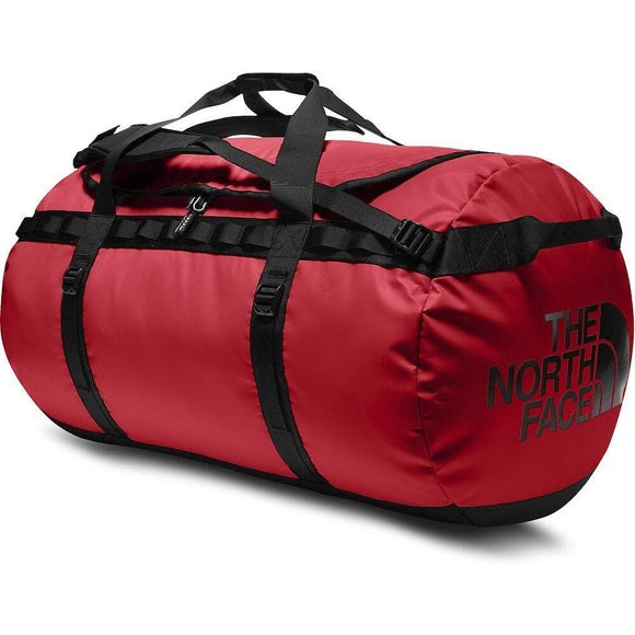 THE NORTH FACE BASE CAMP DUFFLE XL RED