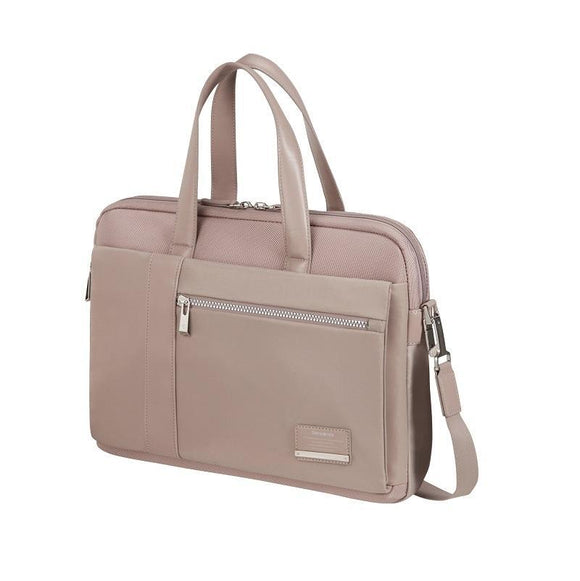 SAMSONITE OPENROAD CHIC SLIM BAILHANDLE 15.6 INCH ROSE