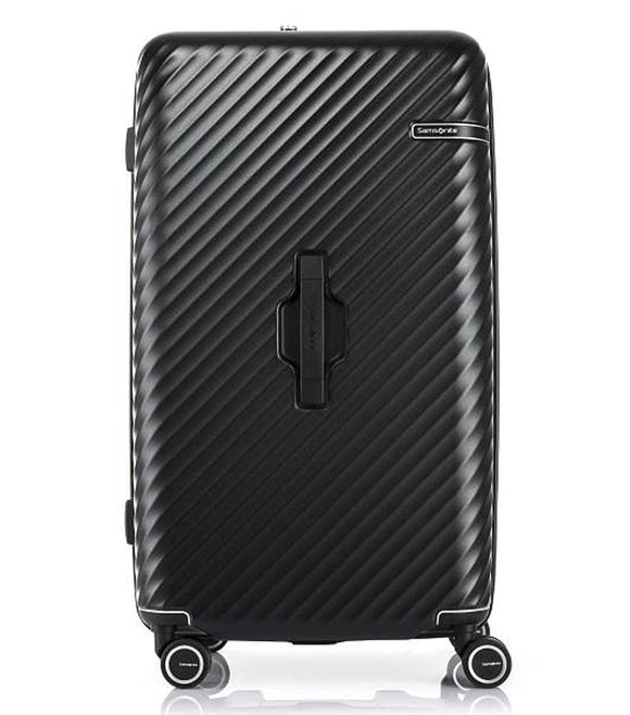 SAMSONITE STEM 76CM SPINNER BLACK