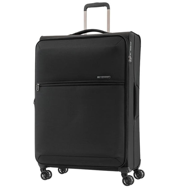 Samsonite 72 Hours DLX 71cm Spinner - Black
