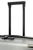 SAMSONITE EVOA 69CM SPINNER BRUSHED SILVER
