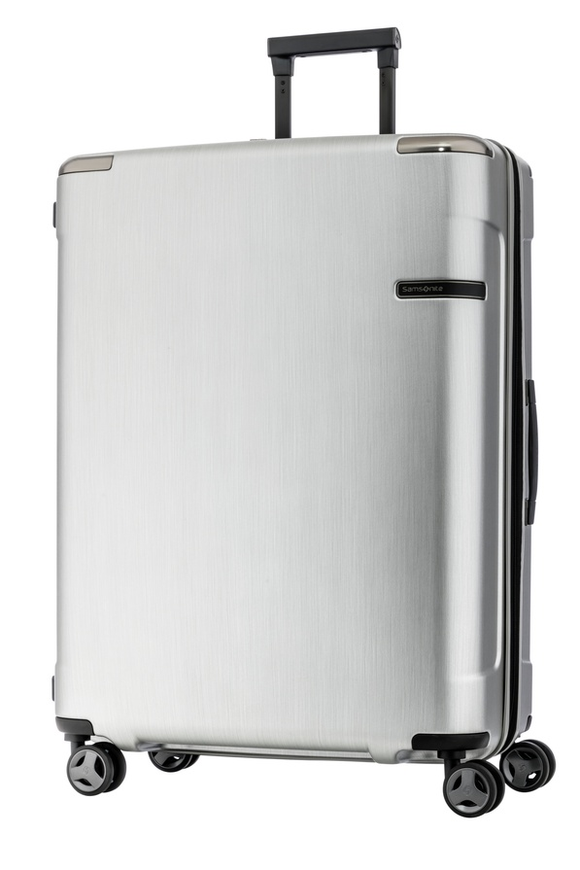 Samsonite Evoa 75cm Spinner Brushed Silver