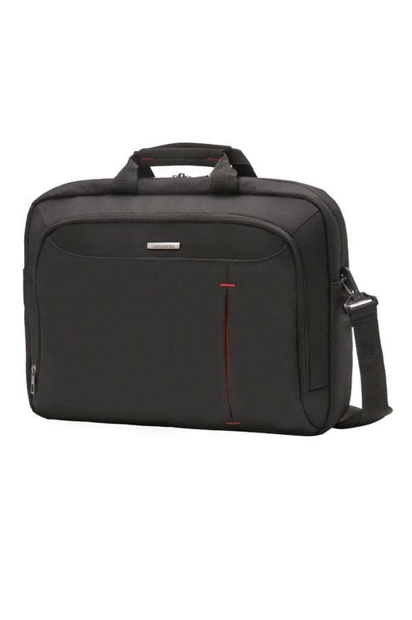 SAMSONITE GUARDIT LARGE LAPTOP BRIEFCASE BLACK