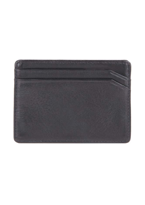 SAMSONITE LEATHER WALLETS CREDIT CARD HOLDER BLACK