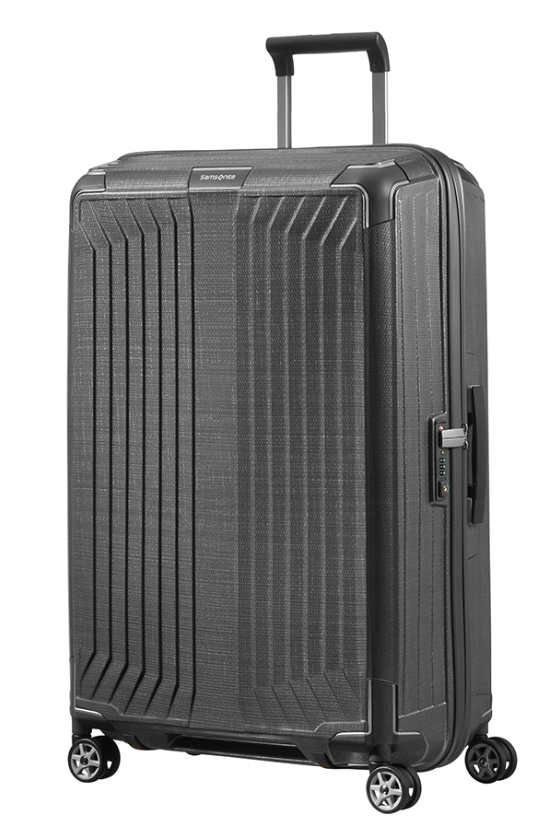 Samsonite Lite-Box 75cm Spinner Eclipse Grey