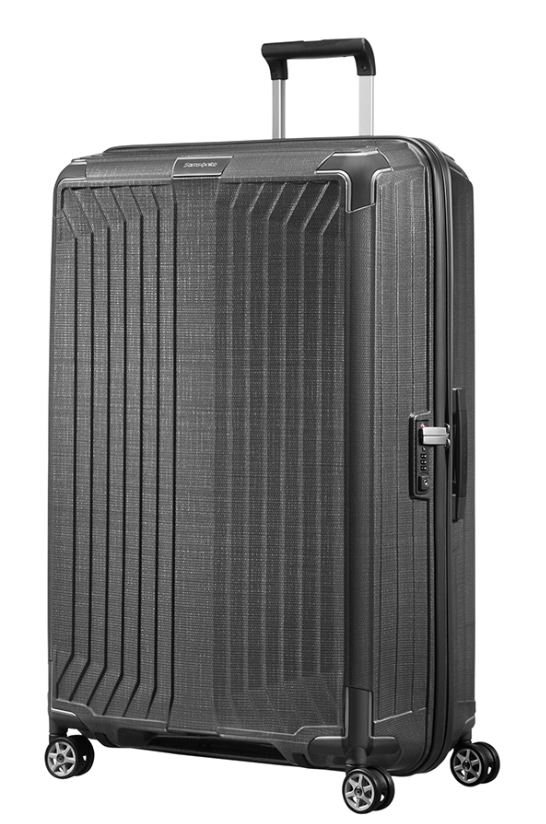 Samsonite Lite-Box 81cm Spinner Eclipse Grey