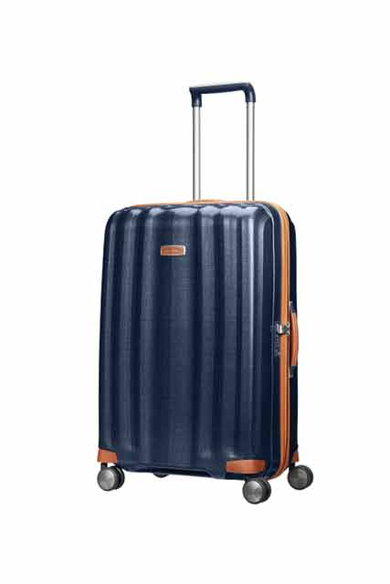 Samsonite Lite-Cube DLX 76cm Spinner Midnight Blue